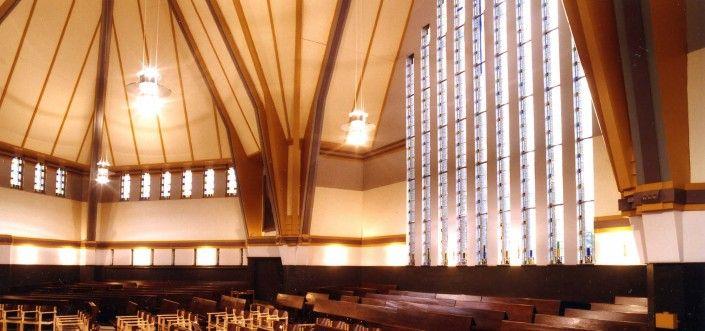 Ontmoetingskerk - Weyts Architecten