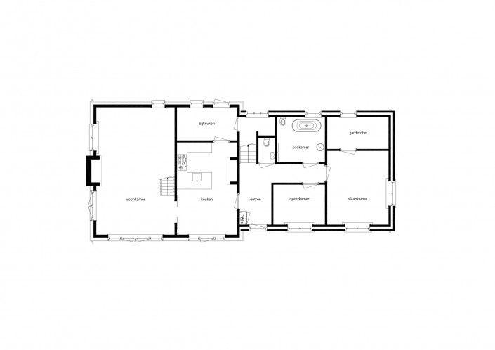 Weyts Architecten - Gatweg 2 Scherpenisse