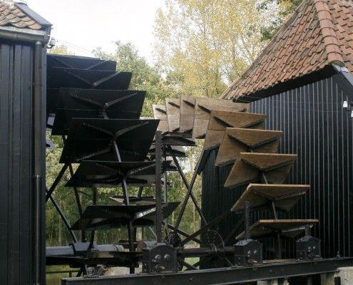 Colsse watermolen - Weyts Architecten