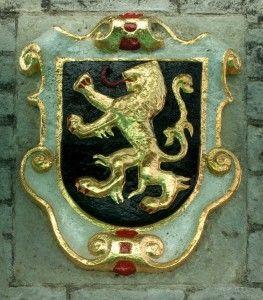 Gevelsteen Hertogdom Brabant