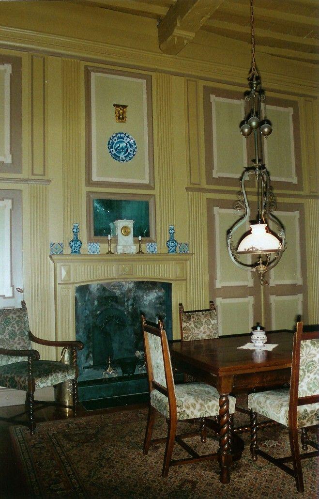 afb. | interieur van de binnenkamer