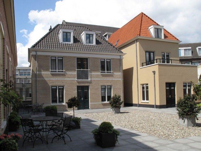 Weyts Architecten - Engelse Hof Bergen op Zoom