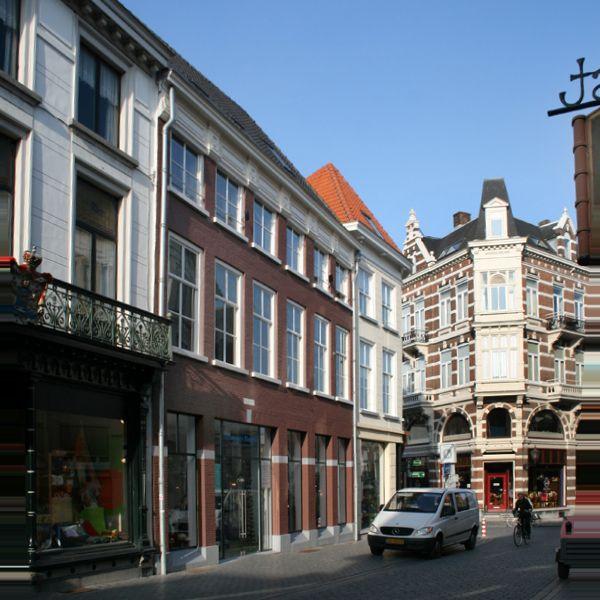 Weyts Architecten - Fortuinstraat 25 - 27