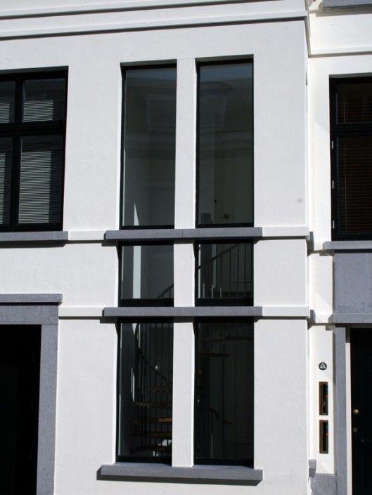 Weyts Architecten - Potterstraat 5-7